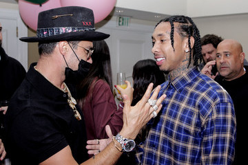 Tyga Alec Monopoly Unveils Beverly Hills Hotel Capsule Collection