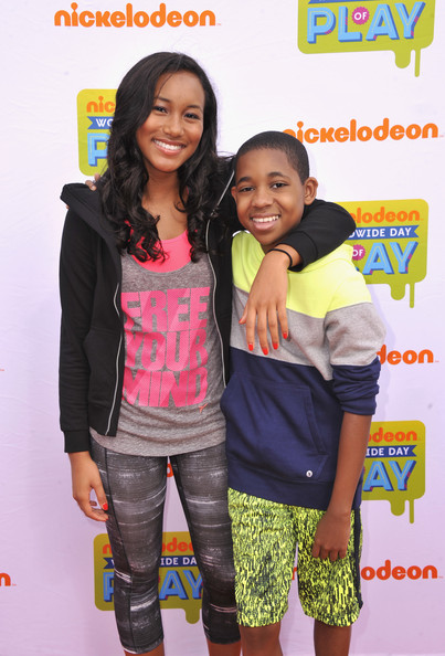 Nickelodeon's 11th Annual Worldwide Day of Play - Orange Carpet