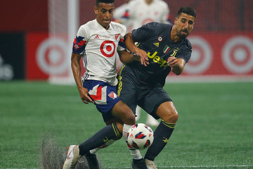 Tyler Adams 2018 MLS All-Star Game: Juventus vs. MLS All-Stars