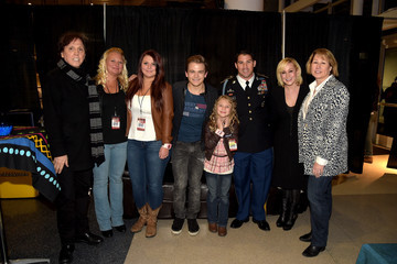 Tyler Arnold Hunter Hayes CMA Awards Week Street Party