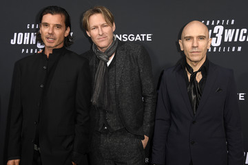 Tyler Bates Special Screening Of Lionsgate's 'John Wick: Chapter 3 - Parabellum' - Arrivals