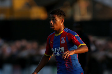 Tyler Brown Bromley vs. Crystal Palace - Pre-Season Friendly