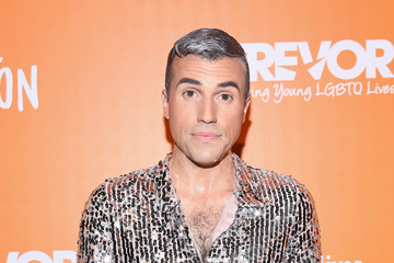 Tyler Glenn The Trevor Project TrevorLIVE NYC 2018 - Arrivals And Cocktails