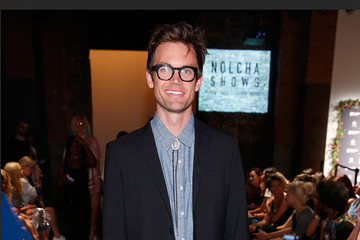Tyler Hilton Nolcha Shows New York Fashion Week Women's S/S 2017 Presented By InstaSleep Mint Melts - Front Row