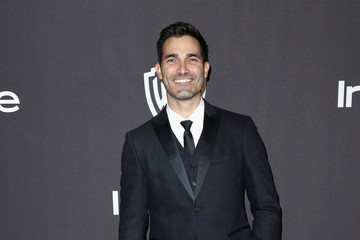 Tyler Hoechlin InStyle And Warner Bros. Golden Globes After Party 2019 - Arrivals