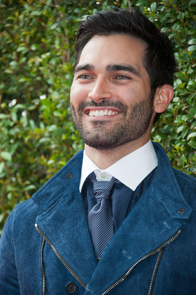 Tyler Hoechlin - Arrivals at the John Varvatos Stuart House Benefit