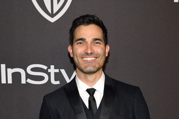 Tyler Hoechlin The 2019 InStyle And Warner Bros. 76th Annual Golden Globe Awards Post-Party - Red Carpet