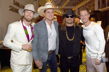 Tyler Hubbard 2017 CMT Music Awards - Backstage & Audience