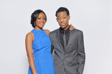 Tyler James Williams 44th NAACP Image Awards - Portraits