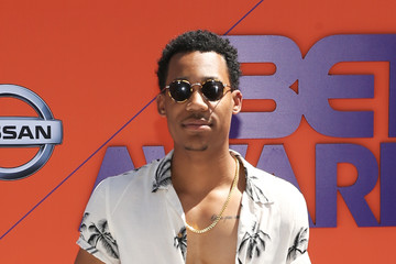 Tyler James Williams 2018 BET Awards - Arrivals