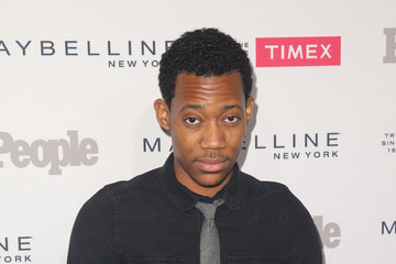 Tyler James Williams People's 'Ones to Watch' Event - Arrivals