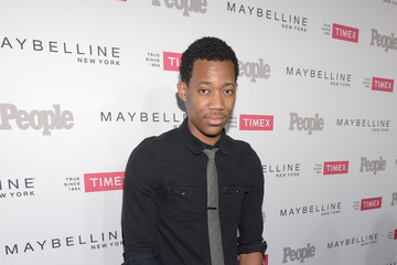 Tyler James Williams PEOPLE's Ones to Watch Event - Red Carpet