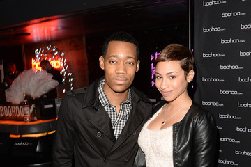 Tyler James Williams Celebs at the boohoo.com Event in LA