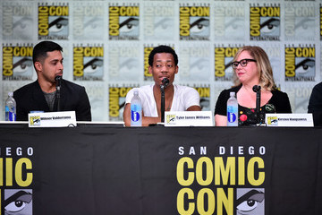 """Tyler James Williams Comic-Con International 2016 - CBS Television Studios Block Including """"Scorpion,"""" """"American Gothic"""" And """"MacGyver"""""""