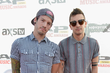 Tyler Joseph 2014 Gibson Brands AP Music Awards - Arrivals