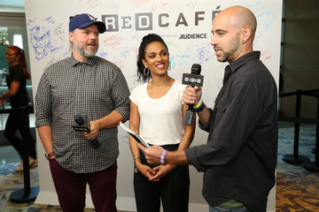 Tyler Labine 2018 WIRED Cafe At Comic-Con Presented By AT&T Audience Network - Day 3
