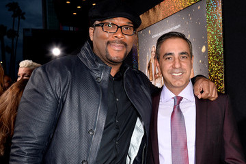 Tyler Perry Ozzie Areu 'The Single Mom's Club Premiere — Part 2