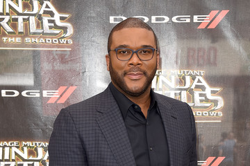 Tyler Perry 'Teenage Mutant Ninja Turtles: Out of the Shadows' NYC Premiere