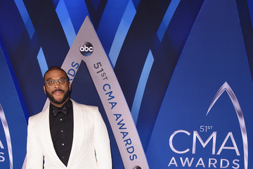 Tyler Perry The 51st Annual CMA Awards - Arrivals