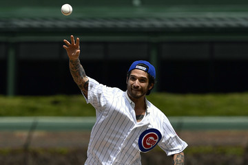 Tyler Posey St Louis Cardinals  v Chicago Cubs
