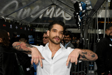 "Tyler Posey Premiere Of Netflix's ""Fast And Furious: Spy Racers"" - Red Carpet"