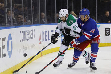 Tyler Seguin Dallas Stars v New York Rangers