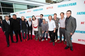 Tyler Spindel Netflix's 'Father Of The Year' Special Screening - Red Carpet
