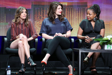 Tymberlee Hill Celebrities Attend the 2015 Summer TCA Tour