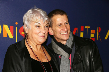 Tyne Daly Arrivals at 'After Midnight' Opening Night