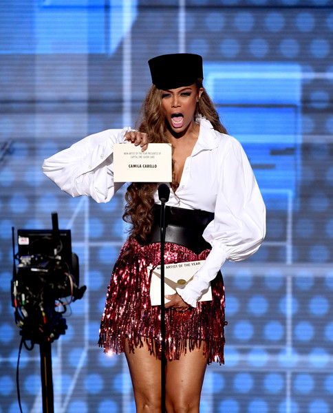 Tyra Banks Awards