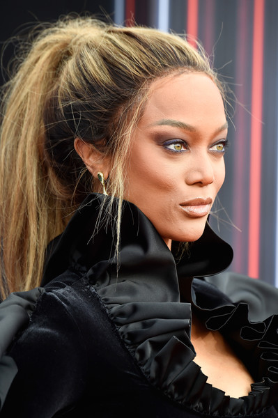 tyra banks photos photos 2018 billboard music awards arrivals