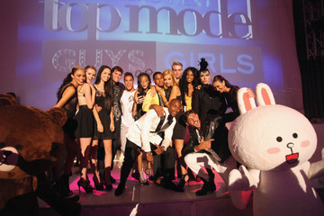Tyra Banks 'America's Next Top Model' Cycle 21 Premiere Party