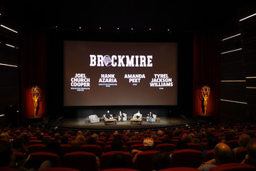 Tyrel Jackson Williams FYC Event for IFC's 'Brockmire' And 'Documentary Now!' - Inside
