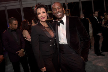 Tyrese Gibson Rihanna First Annual Diamond Ball — Part 2