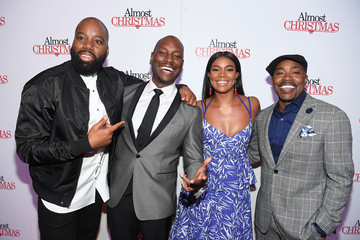 Tyrese Gibson 'Almost Christmas' Atlanta Red Carpet Screening With Cast and Filmmakers