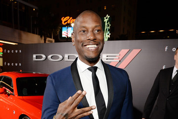 Tyrese Gibson 'Focus' Premieres in Hollywood — Part 2
