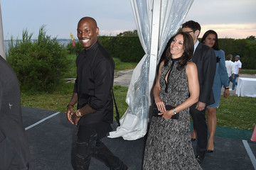 Tyrese Gibson Rush Philanthropic Arts Foundation's 2016 ART FOR LIFE Benefit - Arrivals and Cocktails