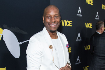 Tyrese Gibson Annapurna Pictures, Gary Sanchez Productions And Plan B Entertainment's World Premiere Of 'Vice' - Red Carpet