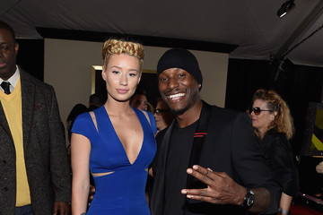 Tyrese Gibson The 57th Annual GRAMMY Awards - Red Carpet