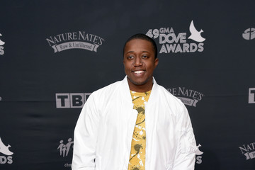 Tyrone Crawford 49th Annual GMA Dove Awards - Arrivals