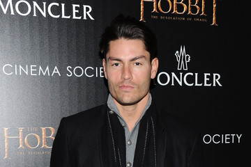 Tyson Ballou 'The Hobbit: The Desolation of Smaug' Screening in NYC