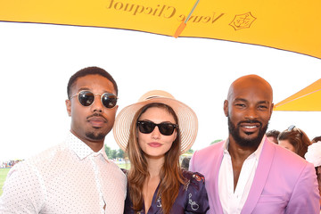Tyson Beckford The Ninth Annual Veuve Clicquot Polo Classic - VIP