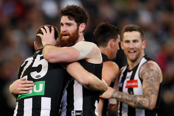 Tyson Goldsack AFL Semi Final - Collingwood vs. GWS