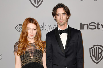 Tyson Ritter Warner Bros. Pictures And InStyle Host 19th Annual Post-Golden Globes Party - Arrivals