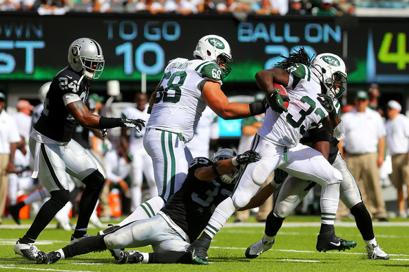 Oakland Raiders v New York Jets []