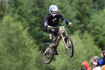 Gee Atherton UCI Mountain Bike World Cup