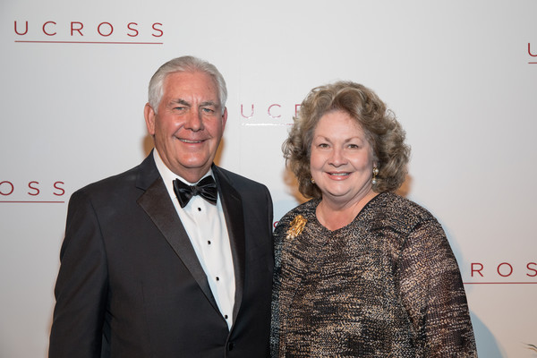 UCROSS Founder's Dinner And Benefit