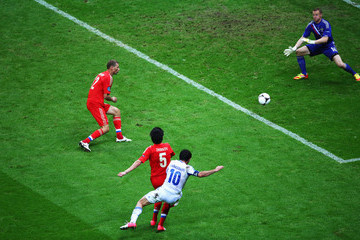 Vyacheslav Malafeev UEFA EURO 2012 - Matchday 9 - Pictures Of The Day