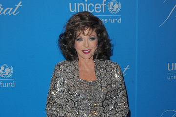 Joan Collins UNICEF Ball Honoring Jerry Weintraub - Arrivals