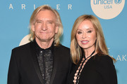 Joe Walsh and Marjorie Walsh attend the UNICEF USA's 14th Annual Snowflake Ball at Cipriani Wall Street on November 27, 2018 in New York City.